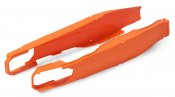 Swingarm protectors PERFORMANCE orange KTM