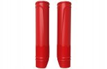 Upper fork protectors PERFORMANCE red CR 04